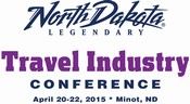 travel industry conference logo
